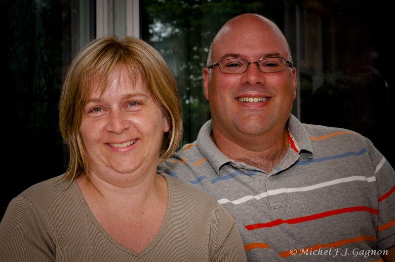 Julie et Patrick