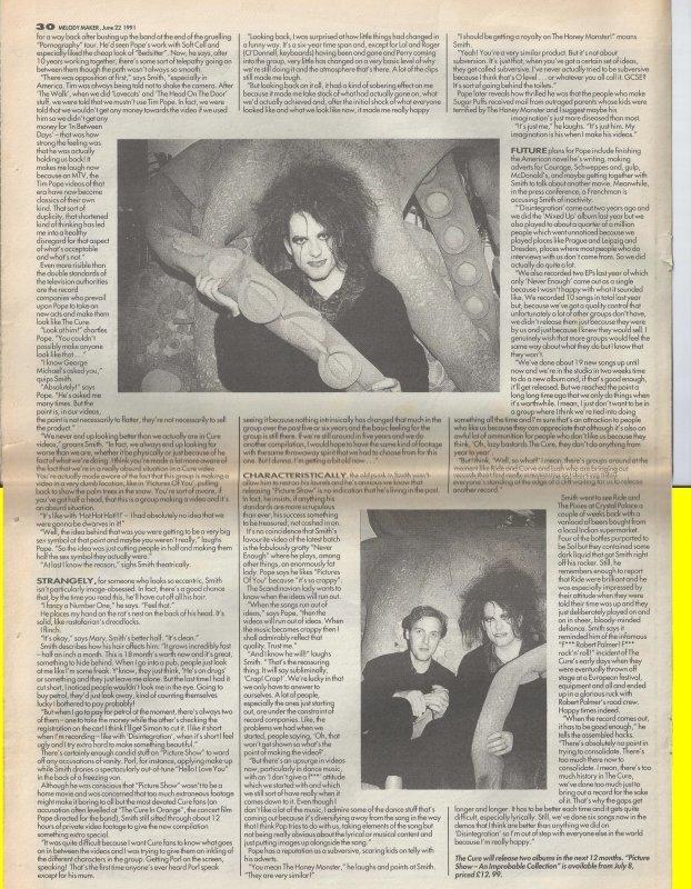 1991 - Melody Maker interview Part 2.jpg