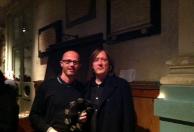 JC/Perfect.Murder & Roger in London on Oct. 6th, 2011