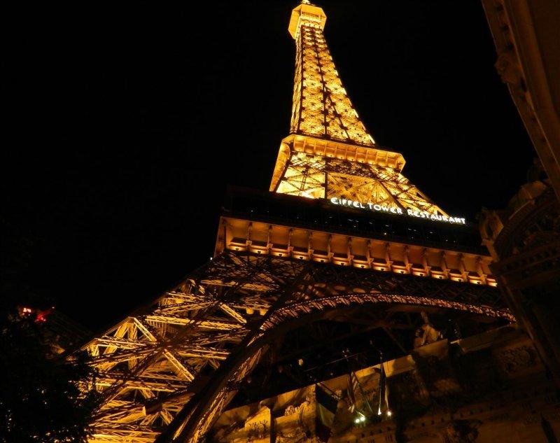 Eifel Tower - one third scale