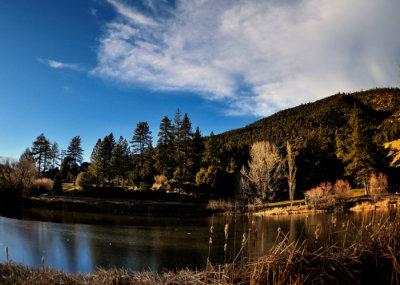 Ferns Lake Pine mountain Club,Ca.