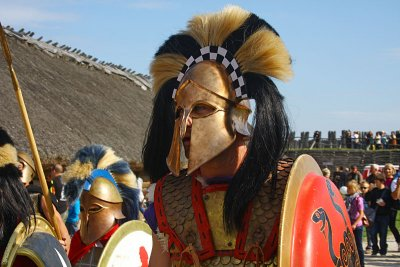 Fashion in Ancient Greek & Hoplites - arming and combat techniques photo - Michal Leszczynski ...