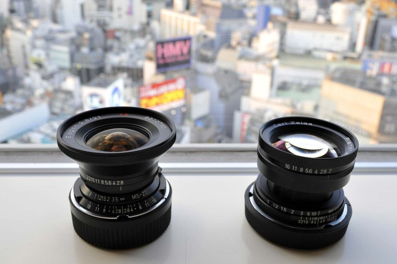 M-mounted lenses @f16 D700 + CZ Distagon T* 35mmF/2 ZF