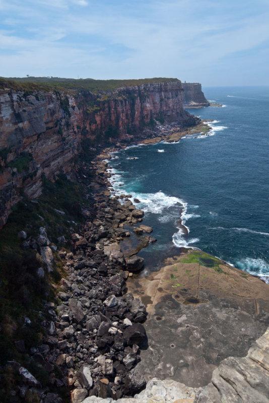 East coast of North Head Sydney<p>PA220139