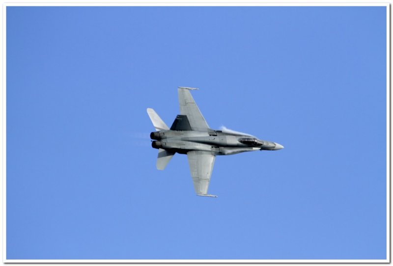 RAAF F/A-18 Hornet