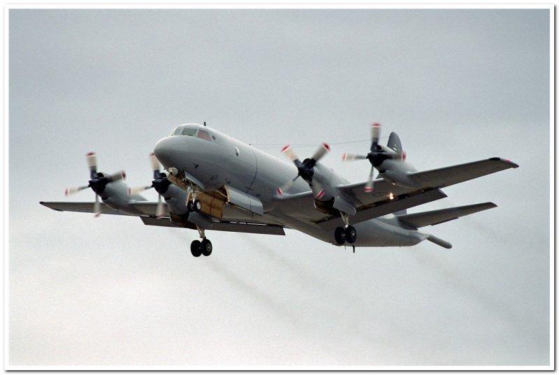 RNZAF Lockheed P3C Orion