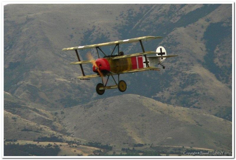 Fokker Triplane