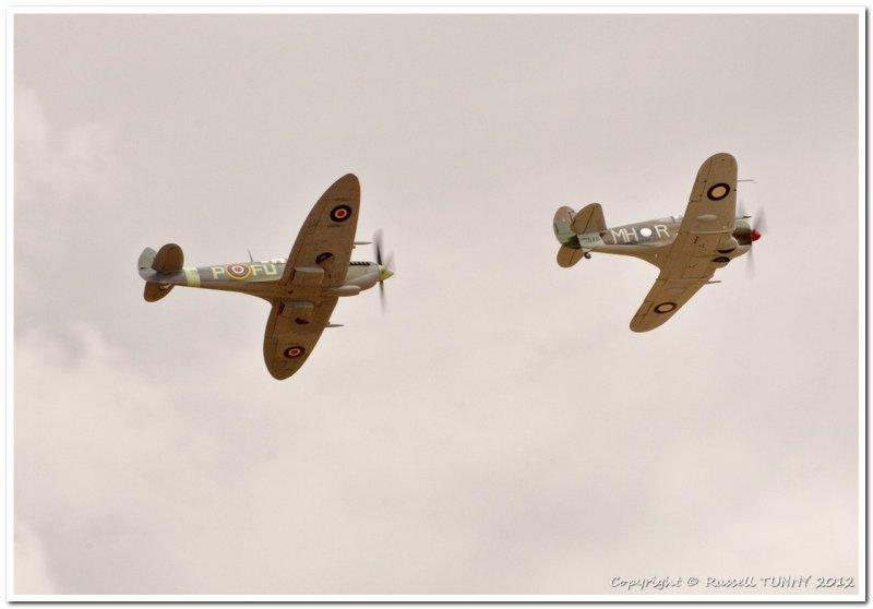 Spitfire & Boomerang
