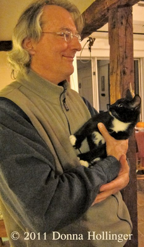 Peter Holding Rocky