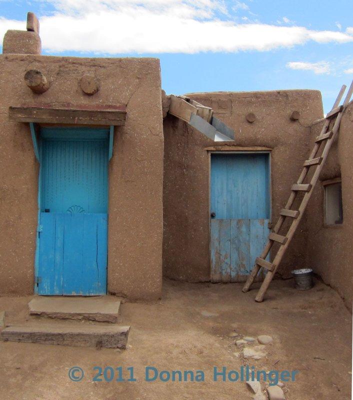 Neighbors in the Pueblo