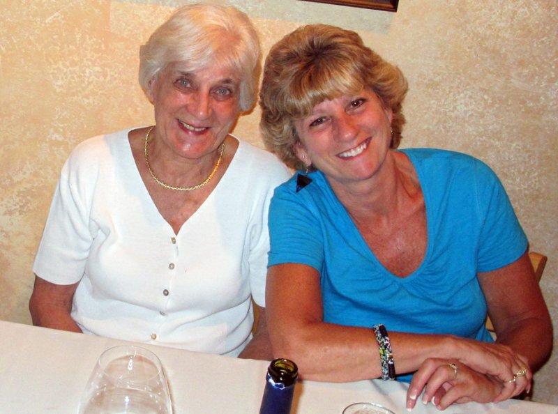 Nancy and Olga