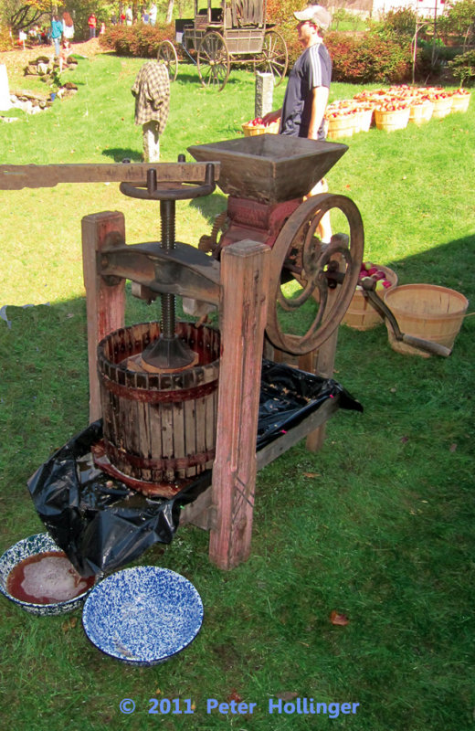 19th Century Apple Press