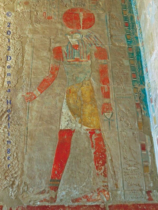Horus In Color