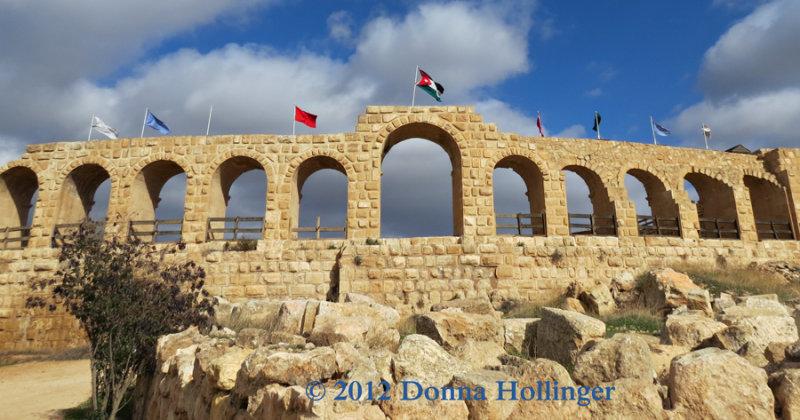 Roman Ruins in Jerassa - Still Perfect!
