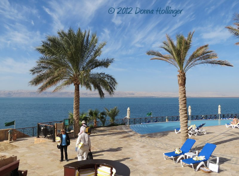 Dead Sea Spa, Jordan Side