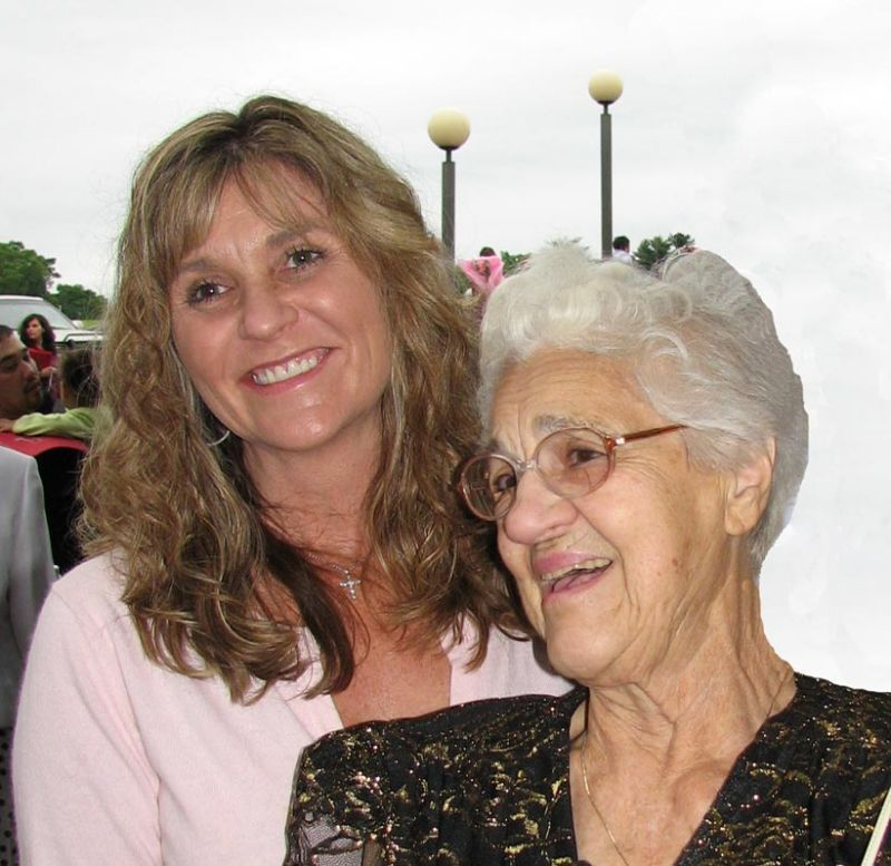 Julie and Loretta