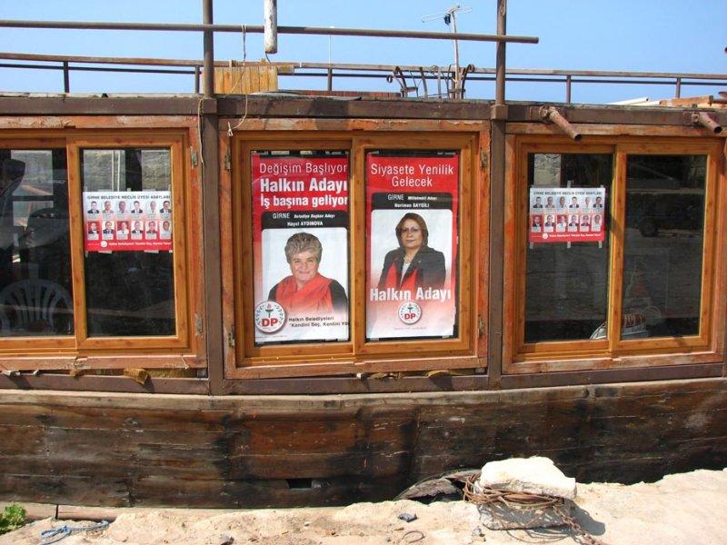 Harbor politics