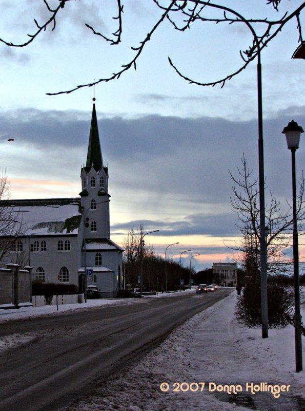 Dwindling light on Christmas