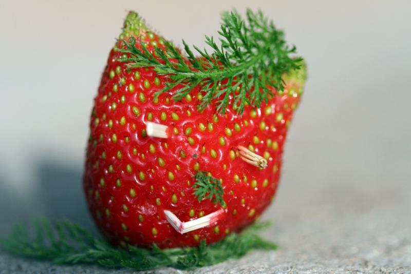 Ms. Strawberry