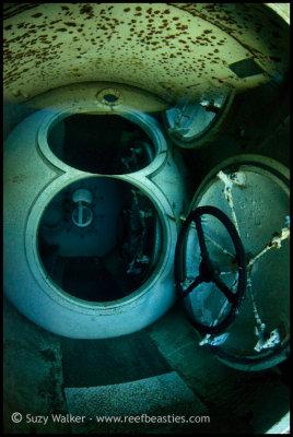 Kittewake - decomp chamber