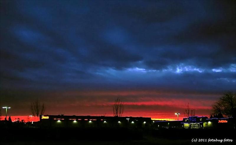 Dark Sky Sunrise