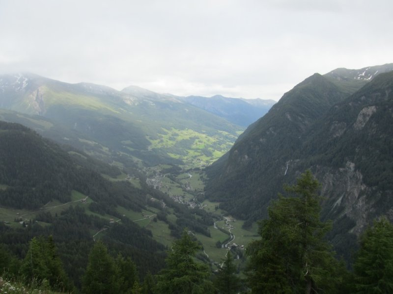 now were on the famous Grossglockner Hochalpenstrasse, one of Europes great scenic roads