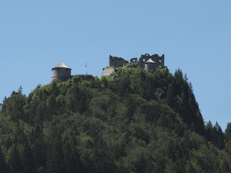 OK, one more castle (Ehrenberg) on our way out of Germany!