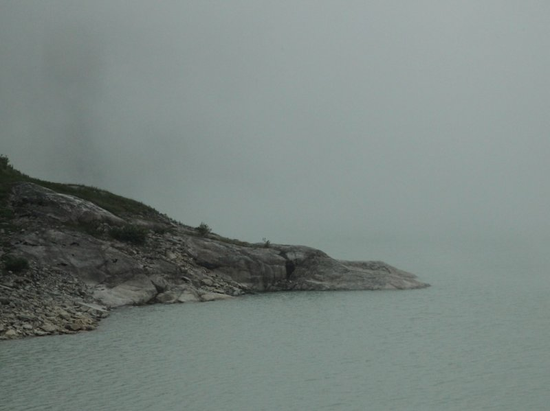 hmmm... we cant see the Grimsel See