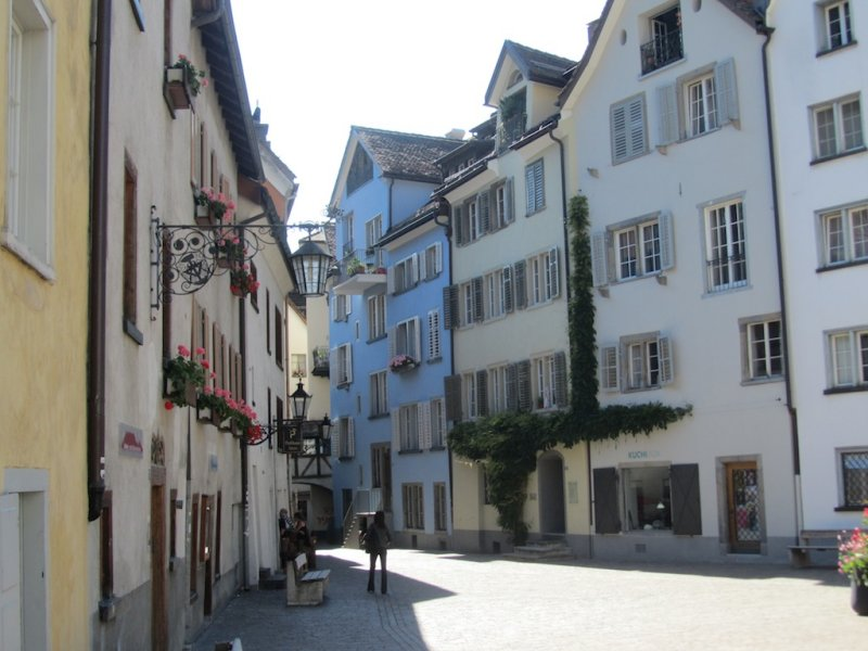 on Obere Gasse, near the Obertor...