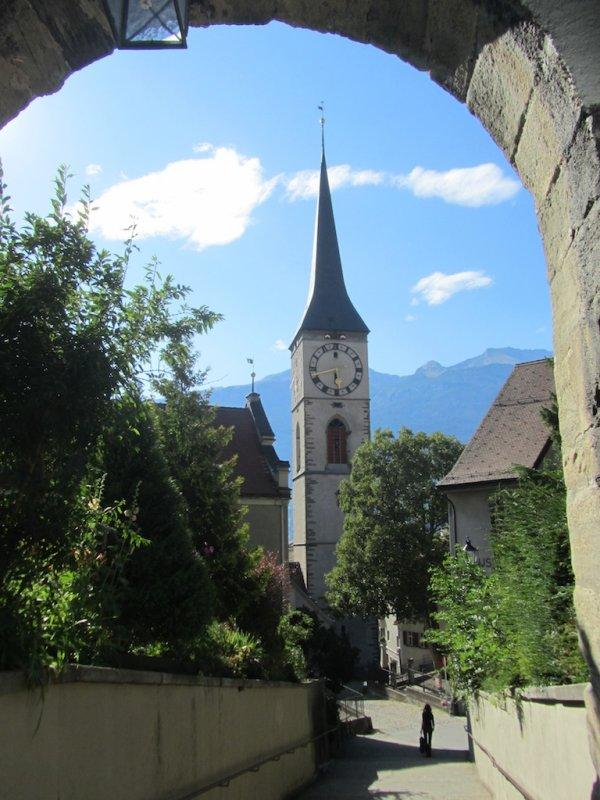 a last view of Chur