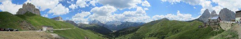 panorama: Dolomiti 2