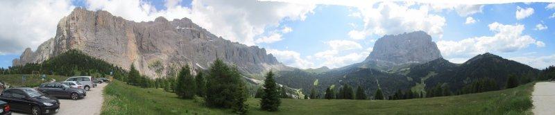 panorama: Dolomiti 4