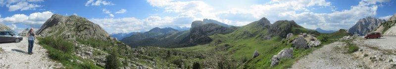 panorama: Dolomiti 5