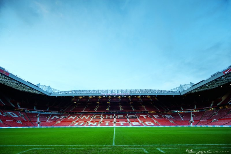 Manchester United - Old Trafford -Theater