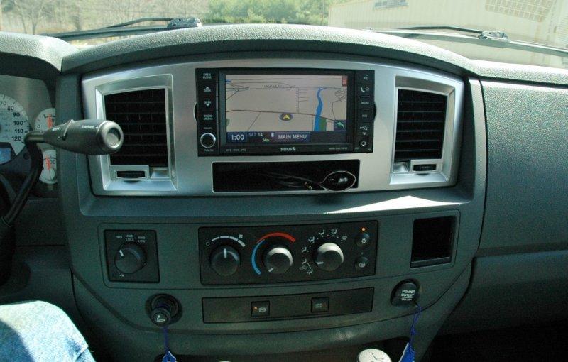 08 Ram MyGig install - Dodge Diesel - Diesel Truck Resource Forums