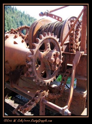 Loose Drive Chain