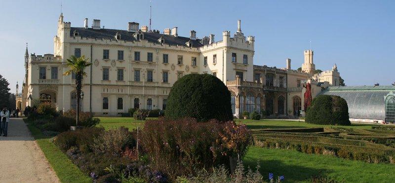 Castle Lednice,Czech.Rep.