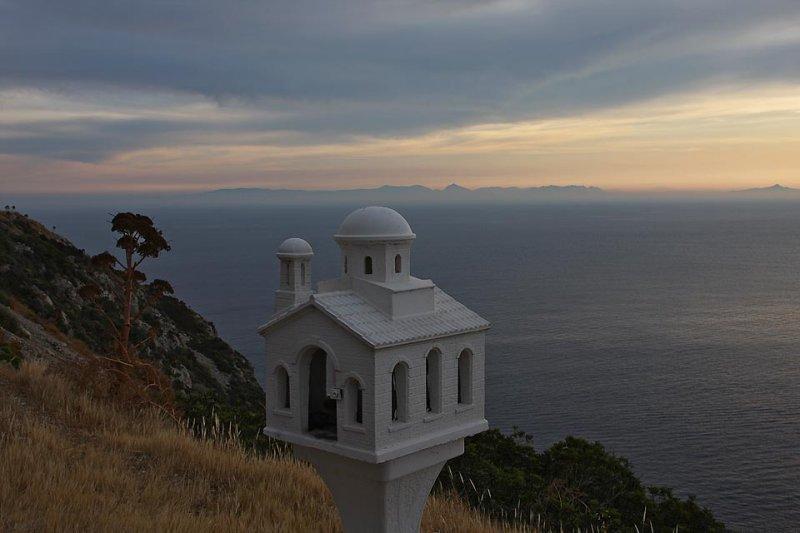 chapel at the road