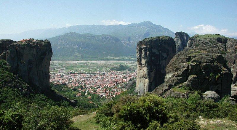 Meteora,Kalambaka