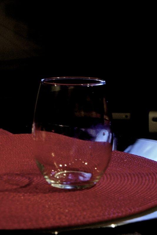 glass empty