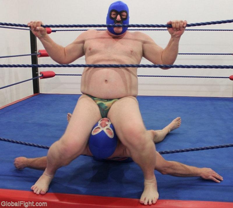 Chubby Fat Wrestling Male Gay Bareback Porn