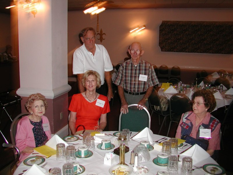 DHS Class of 1951 50th Anniversary Reunion