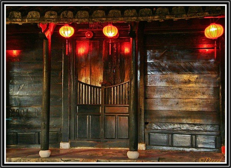 Hoi Han : Old House.