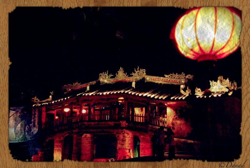 Hoi Han : the Japanese Bridge.