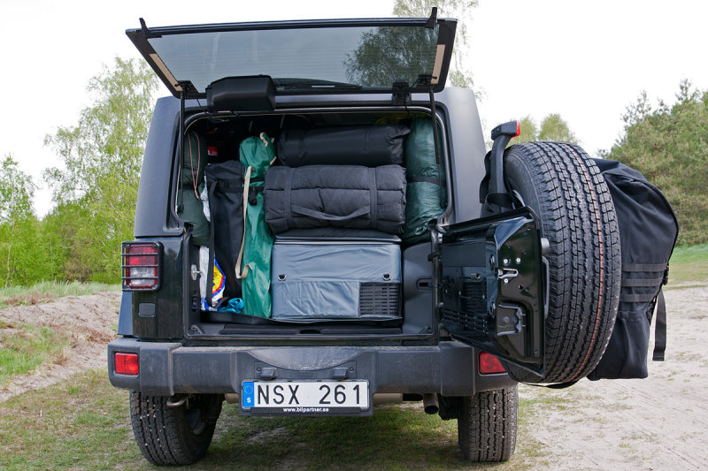 Helinox Chair One Camping with the two door - Jeep Wrangler Forum