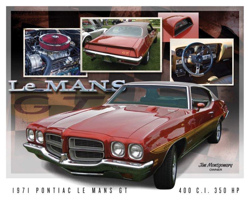 1971 Pontiac Le Mans GT