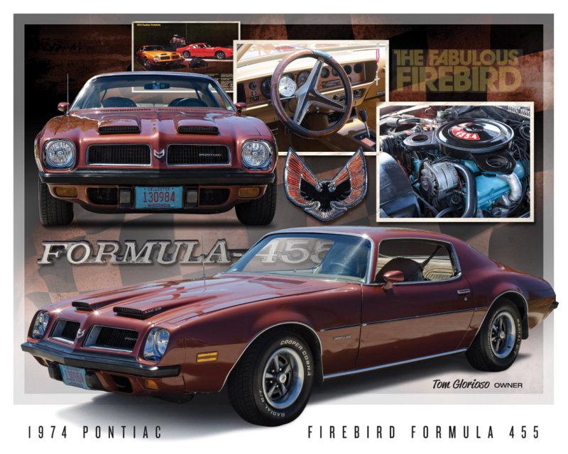 1974 Firebird Formula 455