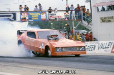 Billy Meyer, Green Valley Raceway, Smithfield, TX