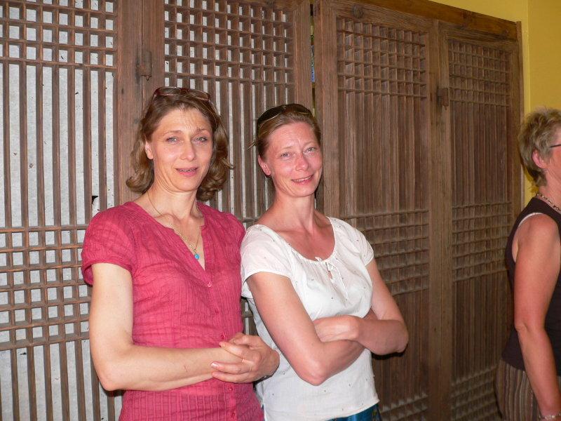 Systrarna Gabriella och Michaela
