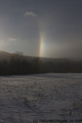An Ice Rainbow, A Nice Rainbow